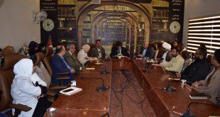 ندوة فكرية في كلية الآداب عن الفكر الفلسفي في الاسلام