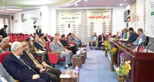Faculty of Arts – in cooperation with the threshold of the Holy Council – holds a scientific conference to celebrate the 1400 years of the martyrdom of Imam Ali (p.b.u.h)