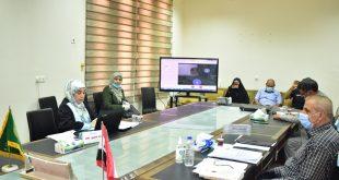 اطروحة دكتوراه في كلية الآداب تناقش بنية الحجاج في الخطاب القرآني