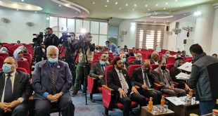 College of Arts of University of Kufa Holds Its Annual Conference on 100th Anniversary of 1920's Revolution