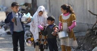 College of Arts Had Scientific Lecture on Spatial Disparity of Homeless Children in Iraq