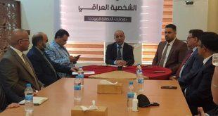 أستاذ من كلية الآداب يدير ندوة علمية عن حقوق المرأة في قانون الاحوال الشخصية العراقي