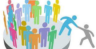 كلية الآداب تنظم حلقة نقاشية عن تطور المجتمع المدني في ضوء القانون الوضعي
