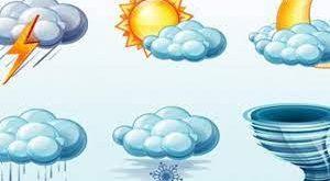 استاذ من كلية الآداب يؤلف كتابا عن علم الطقس