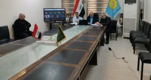 للجواهري الكبير حضور في فعاليات المؤتمر العلمي لمناسبة الذكرى المئوية لتأسيس الدولة العراقية