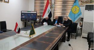 مناقشة المؤثرات في السياسة الخارجية للعراق تاريخيا على هامش فعاليات مؤتمر الذكرى السنوية لتأسيس الدولة العراقية